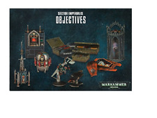 Sector Imperialis Objectives (bits)