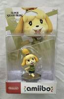 Nintendo Super Smash Bros.Series Animal Crossing Isabelle Amiibo NEW SHIPS FAST