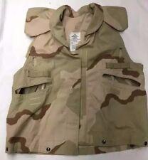 PASGT Vest Cover 3 Color Desert Camouflage Pattern
