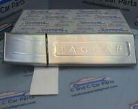 Jaguar XJ X351 Rear Kick Plate Sill Trim Driver Side Right AW93F13244AD C1B4