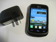 lg tty compatible cell phones smartphones with tracfone for sale rh ebay com LG Flip Phone Manual LG Owner's Manual