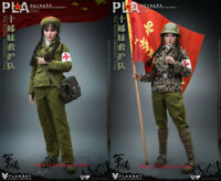FLAGSET 73032 Sino-Vietnamese War PLA Ten Sisters Ambulance Team Female Soldier