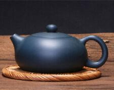 Chinese Yixing zisha teapot handmade green mud xi shi teapot 180cc