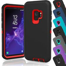 15 TPU Shockproof Defender Hybrid Case Cover Wholesale Lot For Samsung Galaxy S9