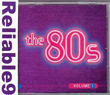 Little River Band+T'paul+Spandau Ballet+J Geils Band- The 80s Vol1 CD -1998 EMI