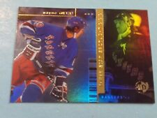 "1998-99 Upper Deck ""3 Star Spotlight"" # TS-1 Wayne Gretzky!"