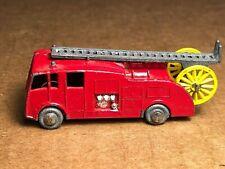 Vintage Benbros | 9 | Dennis Fire Engine With Detachable Ladder | Diecast | Fair