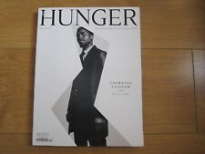 Hunger Magazine A / W 2013 Chiwetel Ejifor,Josh Lake,Matt Stokoe,Zawe Ashton,New
