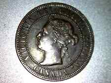 1901 CANADA  LARGE CENT     XF+   #XV203