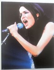 More details for the corrs 'hand on mic' magazine photo/poster/clipping 11x8 inches