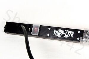 TRIPP LITE PDUMV15 PDU Metered 120V 15A 16 Outlet Manuals Complete NEW