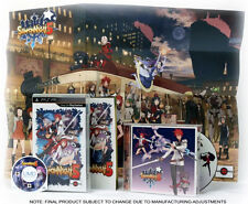 SUMMON NIGHT 5 LIMITED EDITION WITH CD PSP NEW SEALED FREE SHIPPING