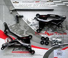 PEDANE VALTERMOTO TIPO 1 PER KAWASAKI ZX-6R ZX6R 600 2007 07 2008 08  (PEK59)