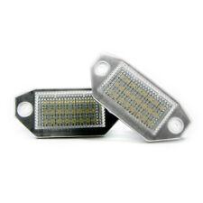 2 x LED Kennzeichenbeleuchtung Ford Mondeo MK3 Kennzeichen Leuchte Xenon