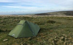 New OEX PHOXX 2 V2 Compact Lightweight Low Profile 2Man Backpacking Tunnel Tent