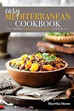 Easy Mediterranean Cookbook - the Best Mediterranean Slow Cooker Cookbook :...