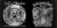 Whipstriker / Hell's Bomber - Beyond the Empty Graves / Bombers of Hell EP