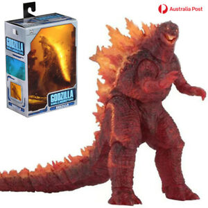 "Godzilla Burning King of the Monsters 12"" Head to Tail Action Figure"