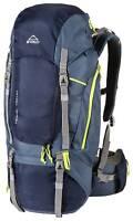 Mckinley Senderismo Exterior - Mochila Hacer 45+ 10 Azul Marino Verde