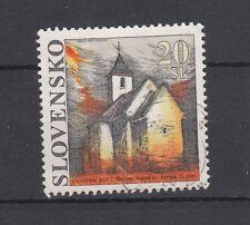 Slovacchia 1994 Chiesa S.Giorgio a Kostolany  linguellato