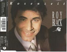 ROY BLACK - Rosenzeit MAXI CD 3TR 1992 (DIETER BOHLEN) Germany RARE!