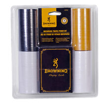 Browning Travel Poker Set