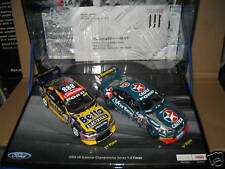 CLASSIC 1/43  INGALL  LOWNDES 1-2 FINISH 2005 TWIN SET  V8 CHAMPIONSHIP #43634