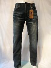 Rocawear Men's Classic FIT 'BLUEPRINT' Jeans, Size 36