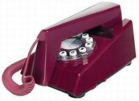 Wild & Wolf Retro Telefon - 70er - Trim Phone - Festnetztelefon
