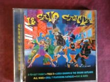 COMPILATION- LA CALLE CANTA (13 TRACKS, 1995). CD.