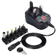 Universal AC/DC Power Supply Adaptor Plug Charger Adaptor 3v 4.5v 6v 7.5v 9v 12v