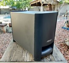 Bose PS3-2-1 Series II Powered Speaker System Subwoofer Only Good Condition Sub