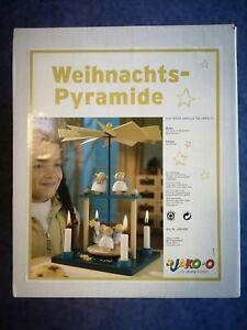 """HABA Weihnachtspyramide """"ENGEL"""" - exclusiv für JAKO-O - NEU - IN OVP"""