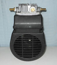 Dahlke 3.3 air hookah diving compressor lightly used (25 hours)  for Gold dredge