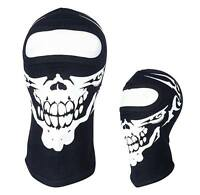 Skull Thermal Cotton Fabric Balaclava Face Mask for Fishing-Cycling & Motorbike