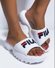 NWOB Women's FILA Disruptor Bold Slide - Sandals