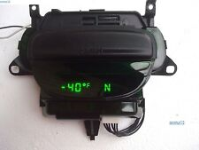 OEM 97-03 Ford F150 Digital Display Overhead Console Compass Temperature, used