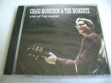 Craig Morrison & The Momentz - Live at the Oscar CD / Brand New Sealed