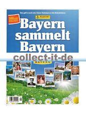 Panini - Bayern sammelt Bayern - Sammel-Sticker - Album