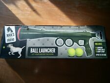 Dog Ball Launcher Gun with 2 Balls and Carry Strap BNIB Sealed