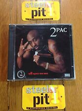 2PAC TUPAC~ALL EYEZ ON ME~EXTREMELY RARE OG FACTORY SEALED CD 2X LP~NO REISSUE!