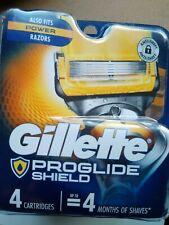 Gillette Fusion ProShield Men's Razor Blade Refills (8 Pack)