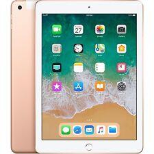 Apple iPad 6.ª Generación 9.7'' 128GB Wi-Fi + Cellular (Libre) Tablet – Oro