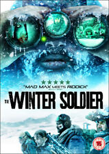The Winter Soldier DVD (2017) Paul Sidhu ***NEW***