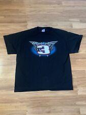 VTG NASCAR Dale Earnhardt Memorial God Black Graphic T Shirt SIze XL