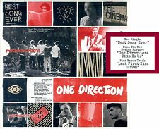 One Direction - Best Song Ever with Last First Kiss (Live) - single CD 2 tracks