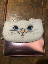 aristocats marie fluffy shoulder bag disney difuzed aristochats sac loungefly