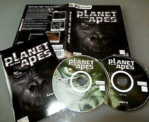Planet of the apes   original Windows PC game VGC