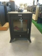 Wood burning stove Solid Fuel Fireplace14 kw Heating Power Kupro GRANDO