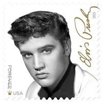 New USPS Elvis Presley Forever Stamp Sheet of 16